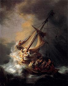 TEMA  9 : Prepárate para vivir la tormenta, el sufrimiento y la oscuridad en tu vida.